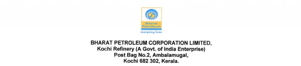 BPCL Apprentice Bharti 2021