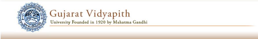 Gujarat Vidhyapith Recruitment 2021