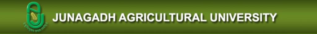 Junagadh Agricultural university Recruitment 2021